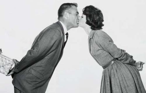 embrasser tromper